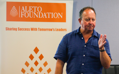 Working With Future Leaders – The Aleto Foundation